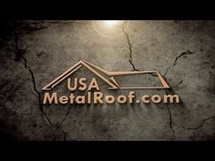 METAL ROOF AFTER INSTALLATION