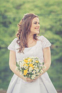 Casamento Intimista (mini wedding) - Noiva vintage