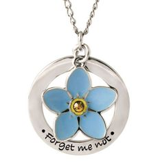 Women's Forget Me Not Necklace | Ringmasters LDS Jewelry and Gifts