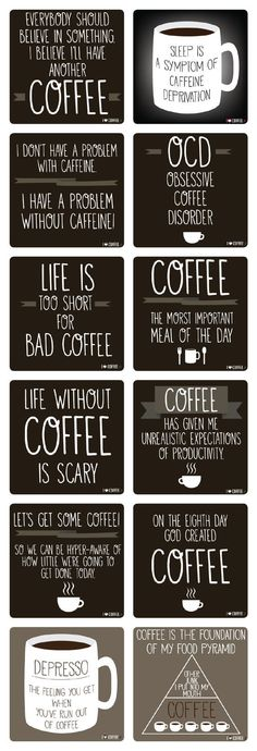 Coffe quotes