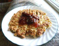 Pancake-Style Matzo