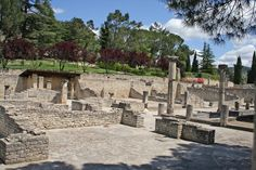 Vaison-la-Romaine does not fail to bridge the Roman past to the modern present. Description from romeacrosseurope.com. I searched for this on bing.com/images