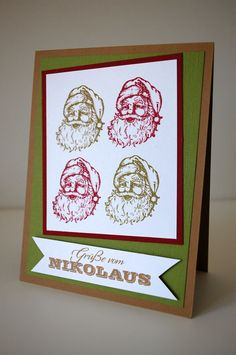 Stampin' up Best of Christmas