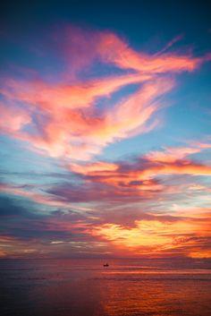 Sunset at Primosten | Croatia