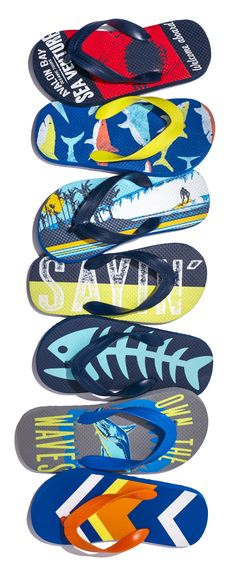 Step out of the cold and into some flip flops. | Boys' style | Kids' fashion | The Children's Place