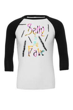 Sally is My Fave Raglan