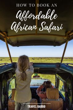 African safaris are amazingly kid-friendly! They can also be expensive though. Here's how much a safari costs, and how you can reduce the costs.