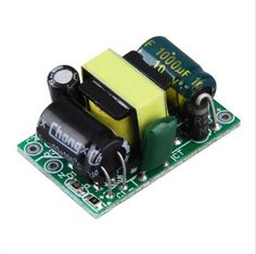 10PCS AC-DC 5V 700mA 3.5W Precision Buck Converter AC 220v to 5v DC step down Transformer power supply module for Arduino //Price: $14.95//     #shop