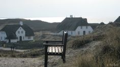 There is a beautiful red cliff in Kampen on Sylt. At the end you will find a…
