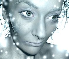 Carnival Makeup: Ice Princess