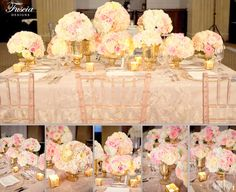 A TABLESETTING FOR ALL - Blog | Wedding & Event Floral Designers | Toronto - Fuscia Designs