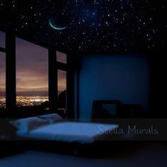 Glow in the Dark Star Ceilings