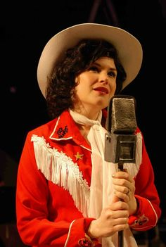"""The one thing I wanted to do more than anything else was sing country music."" —Patsy Cline"