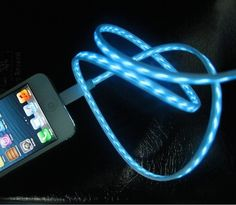 Fusion Flowing Cable – GoNow Gadgets / GoNow Gadgets have the most awesome gadgets you can find for all your devices.  http://thegadgetflow.com/portfolio/fusion-flowing-cable-gonow-gadgets/