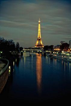 ~ Eiffel sur Seine ~