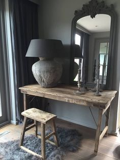 Painting the Past rustic@ monument grey Decor, Country Interior, Home Decor, House Interior, Home Deco, Interior Design Living Room, Interior Design, Home And Living, Interior Deco