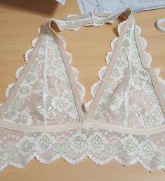 Bralette Pattern, Bra Pattern, Lace Bralette, Sewing Lingerie, Lingerie Set, Women Lingerie, Sewing Clothes, Diy Clothes, Underwear Pattern