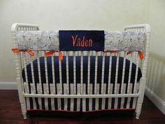 Baby Bedding Crib Set Vaden New! : Just Baby Designs, Custom Baby Bedding Custom Crib Bedding Custom Nursery Bedding