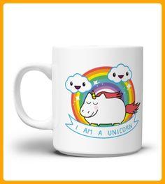 I am a unicorn Mug - Einhorn shirts (*Partner-Link)