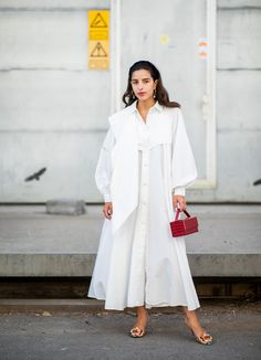 The Best Street Style From Copenhagen Fashion Week The Best Looks From Copenhagen Fashion Week + Street Style Trends, Look Street Style, September Outfits, White Fashion, Look Fashion, Fashion Outfits, Fashion Design, Cheap Fashion, Estilo Street