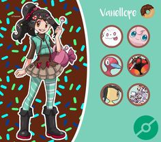 Disney Pokemon trainer : Vanellope by Pavlover on DeviantArt Pokemon Team, Pokemon Fan Art, Pokemon Tumblr, Disney And Dreamworks, Disney Pixar, Disney Characters, Disney Cosplay, Disney Marvel, Pokemon Pictures