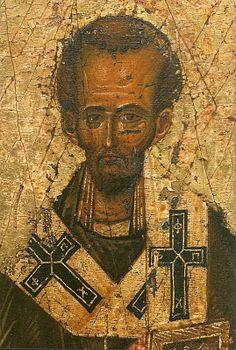 Feeding the hungry is a greater work than raising the dead.    Saint John Chrysostom (c.345 - 407)