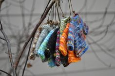 Ravelry: Dreamsinfiber's Sweater Ornaments 2011