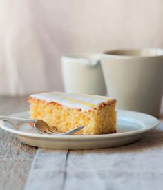 Baking legend Paul Hollywood is partial to a slice of lemon drizzle cake – who isn't?! This recipe from his new cookbook, The Weekend Baker, is decorated with a feather icing and looks really impressive, but it's incredibly easy to make. The perfect sweet treat for afternoon tea.