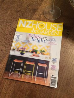 Whoop! Featured work in NZHG Peace, Decor, Decoration, Decorating, Sobriety, World, Deco