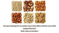 raw mixed nuts, jordan almonds