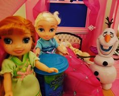 Toddlers Elsa & Anna with Olaf Getting ready to slime sleeping Elsa!FREE GIVEAWAYS   go to my youtube channel 4 giveaways! #giveaways #olafsfrozenadventure #frozen #hatchimals #shopkins #fashion #starbucks #toys #elsa #disney #disneyfrozen #dancing #makeup #coffee #christmas #newyears  #barbie #fun  #music #holiday #youtube #youtuber #free #food #frozen2 #kindle #frozenmovie #frozenfun