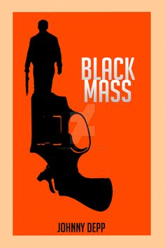 Black Mass - Johnny Depp plays Boston mobster Whitey Bulger #GangsterMovie #GangsterFlick Gangster Movies, Mafia Families, Black Mass, Poster Drawing, Minimalist Poster, The Godfather, Pulp Fiction, Johnny Depp, True Stories