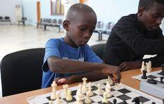 Competição infanto-juvenil no aniversário da Academia   Desporto   Jornal de Angola - Online