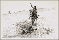 Dead Man : Charles M. Russell drawing : Circa 1903 Archiv... https://www.amazon.com/dp/B01DQ29AW2/ref=cm_sw_r_pi_dp_x_Um3lybYYS7BKH