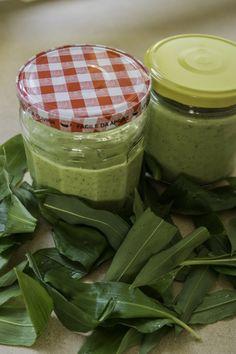 Recette de cueillette : la mayonnaise à l'ail des ours
