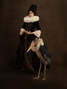Rembrandt Inspired Portraits Sacha Goldberger Photography 9