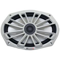 "MB QUART NK1-169 Nautic Series 6"" x 9"" 140-Watt 2-Way Coaxial Speaker System (Not Illuminated)"