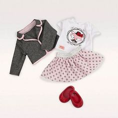 Our Generation Regular Dolls Outfit - Sharp as a Fox