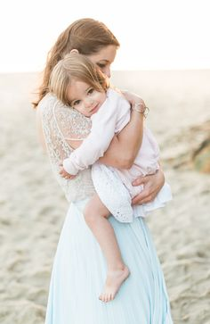 Candid moment between mom & daughter during family pictures Large Family Photos, Family Picture Poses, Family Beach Pictures, Family Photo Outfits, Fall Family Photos, Family Posing, Family Portraits, Toddler Pictures, Family Pics