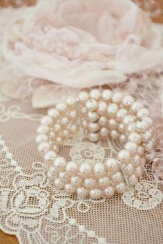 Precious pearls ✿⊱╮