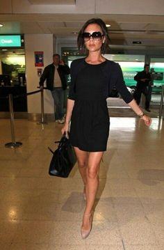 Victoria Beckham #celebrity #fashion SPRING 2014 RTW Tom Ford Also like and check out http://www.facebook.com/lyricallethal Singer/Rapper/Designer :)