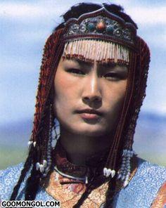 hot mongolian girl