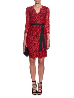 Diane Von Furstenberg Julianna dress