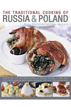 Traditional Cooking Of Russia And Poland Book #booksonline #onlinebooks #cookingbooksonline #recepiesbooks #onlinecookingbooks Shop here-  https://trendybharat.com/books/cooking-1/cookery/traditional-cooking-of-russia-and-poland-bk-0259837