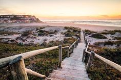 Praia Monte Clerigo, West Coast, Algarve, Portugal