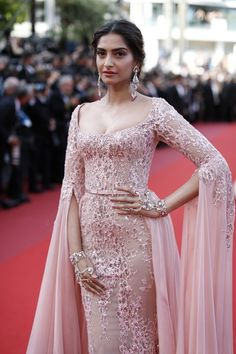 Cannes 2017: Fashion queen Sonam Kapoor rules red carpet