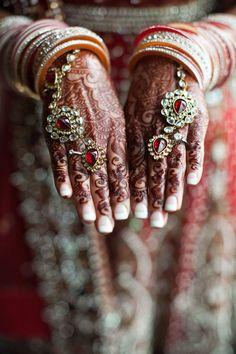 Hathphool, hath phool, Indian bridal bracelet, hand flower, jewelry