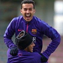 Nueva colección de entrenamiento. | Pedro & Neymar.