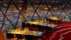 The Globe Restaurant - Riyadh, Saudi Arabia