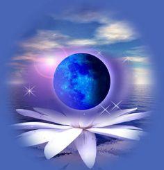Mavi Ay Dolunayı